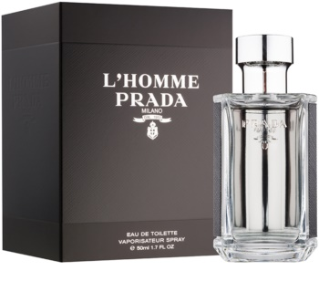 Prada L'Homme woda toaletowa dla mężczyzn 50 ml