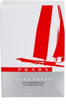 Prada Luna Rossa 34th America's Cup Limited Edition eau de toilette pentru barbati 100 ml editie limitata