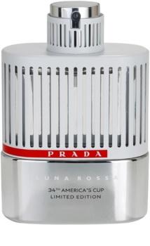 Prada Luna Rossa toaletní voda pro muže 100 ml limitovaná edice 34th America's Cup