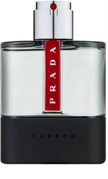 Prada Luna Rossa Carbon Eau de Toilette para homens 100 ml