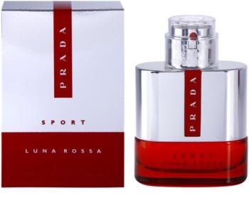 Prada Luna Rossa Sport Eau de Toilette for Men 50 ml