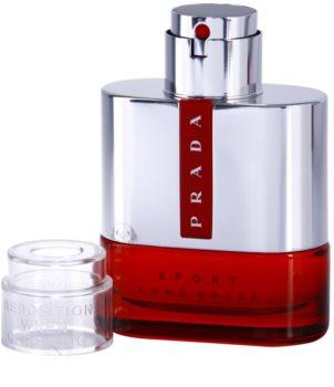 Prada Luna Rossa Sport eau de toilette férfiaknak 50 ml
