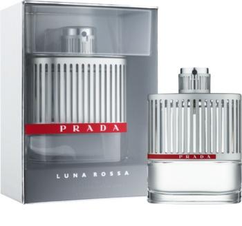Prada Luna Rossa Eau de Toillete για άνδρες 150 μλ Περιορισμένη έκδοση