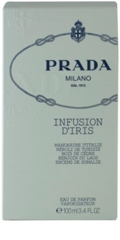 Prada Les Infusions Infusion d'Iris Parfumovaná voda pre ženy 100 ml