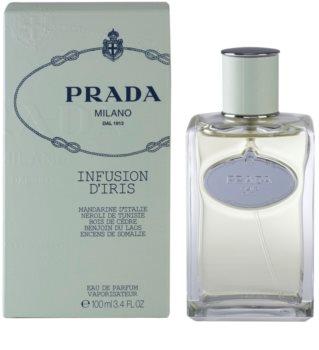 Prada Les Infusions Infusion d Iris, woda perfumowana dla kobiet 100 ... 594b1122946