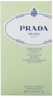 Prada Les Infusions Infusion d'Iris eau de toilette pour femme 100 ml