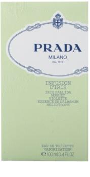 Prada Les Infusions Infusion d'Iris toaletní voda pro ženy 100 ml