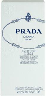 Prada Les Infusions Infusion d'Iris sprchový gél pre ženy 250 ml
