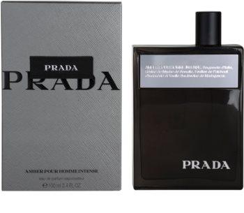 Prada Prada Amber Pour Homme Intense Eau de Parfum for Men 100 ml