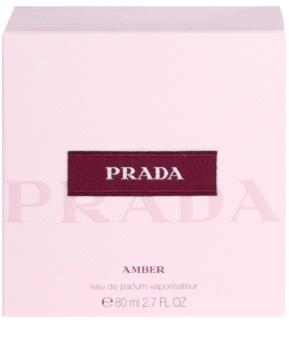 Prada Amber woda perfumowana dla kobiet 80 ml