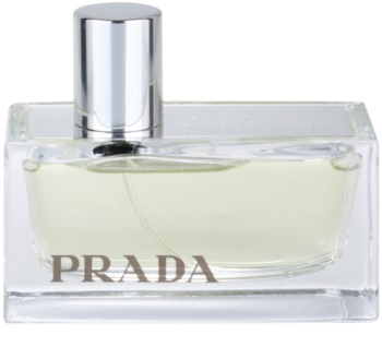 Prada Prada Amber eau de parfum per donna 50 ml