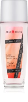 Prêt à Porter Glamour Chic deodorante con diffusore per donna 75 ml