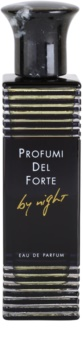 Profumi Del Forte By night Black Eau de Parfum para homens 100 ml