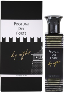 Profumi Del Forte By night Black Eau de Parfum für Herren 100 ml