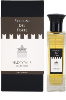 Profumi Del Forte Marconi 3 Eau de Parfum unisex 100 ml