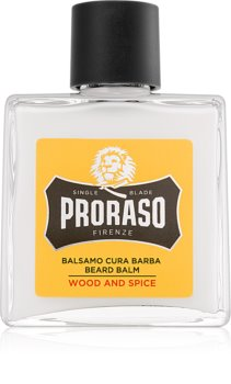 Proraso Wood and Spice Bart-Balsam