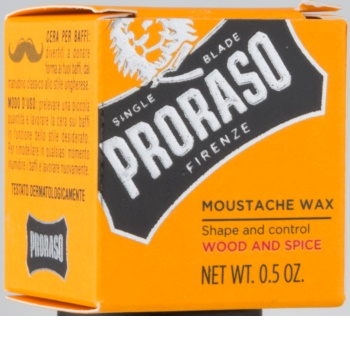 Proraso Wood and Spice vosek za brado