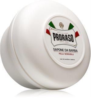 Proraso Pelli Sensibili borotvaszappan az érzékeny arcbőrre