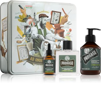 Proraso Cypress & Vetyver Cosmetic Set I. (for Men)