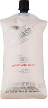 Proraso Wood and Spice Rasiercreme