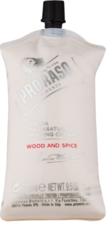 Proraso Wood and Spice Shaving Cream