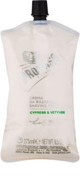Proraso Cypress & Vetyver krém na holenie