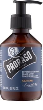Proraso Azur Lime szampon do brody
