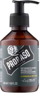 Proraso Cypress & Vetyver šampon na vousy