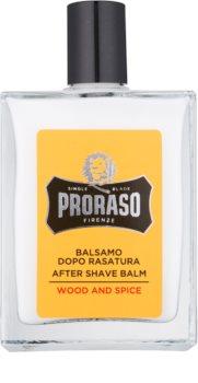 Proraso Wood and Spice hydratační balzám po holení