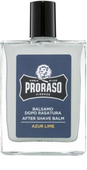 Proraso Azur Lime hydratační balzám po holení výživná textura