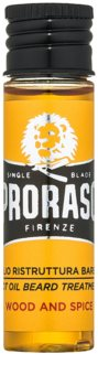 Proraso Wood and Spice Hot olej na vousy