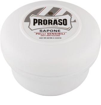 Proraso White savon de rasage peaux sensibles