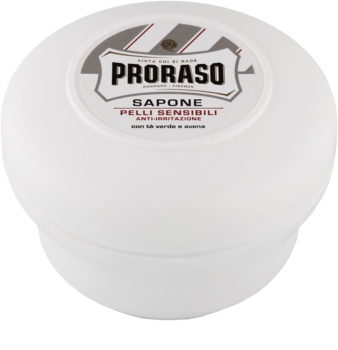 Proraso White savon de rasage pour peaux sensibles