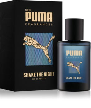 Puma Shake The Night eau de toilette férfiaknak 50 ml