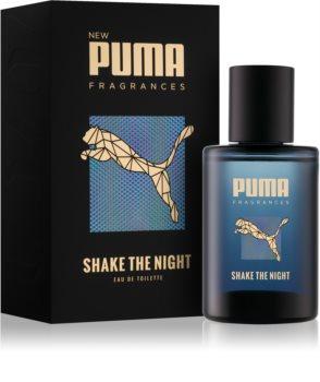 Puma Shake The Night Eau de Toilette voor Mannen 50 ml