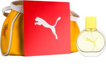 ogromny zapas niska cena sprzedaży najlepsza cena Puma Yellow Woman