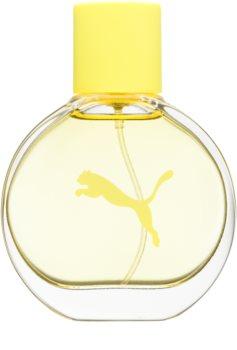 Puma Yellow Woman toaletní voda pro ženy 90 ml