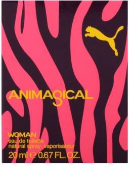 Puma Animagical Woman Eau de Toilette for Women 20 ml