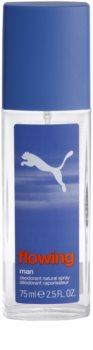 Puma Flowing Man Deo mit Zerstäuber für Herren 75 ml