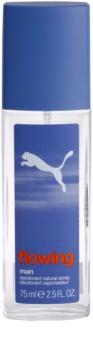 Puma Flowing Man deodorant s rozprašovačem pro muže 75 ml
