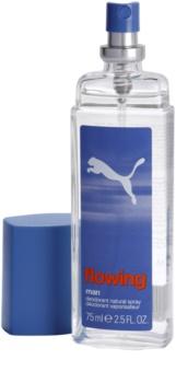 Puma Flowing Man dezodorant z atomizerem dla mężczyzn 75 ml