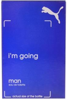 Puma I Am Going Man toaletná voda pre mužov 60 ml
