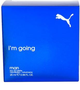 Puma I Am Going Man toaletná voda pre mužov 25 ml