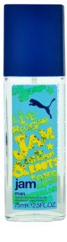 Puma Jam Man deodorant s rozprašovačom pre mužov 75 ml