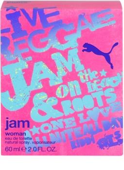 Puma Jam Woman eau de toilette para mujer 60 ml