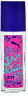 Puma Jam Woman deodorant s rozprašovačem pro ženy 75 ml