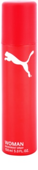 Puma Red and White deospray pro ženy 150 ml