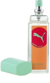 Puma Sync deodorant s rozprašovačem pro ženy 75 ml