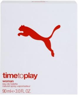 Puma Time To Play toaletní voda pro ženy 90 ml