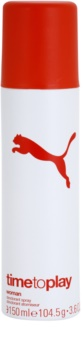 Puma Time To Play deodorant Spray para mulheres 150 ml
